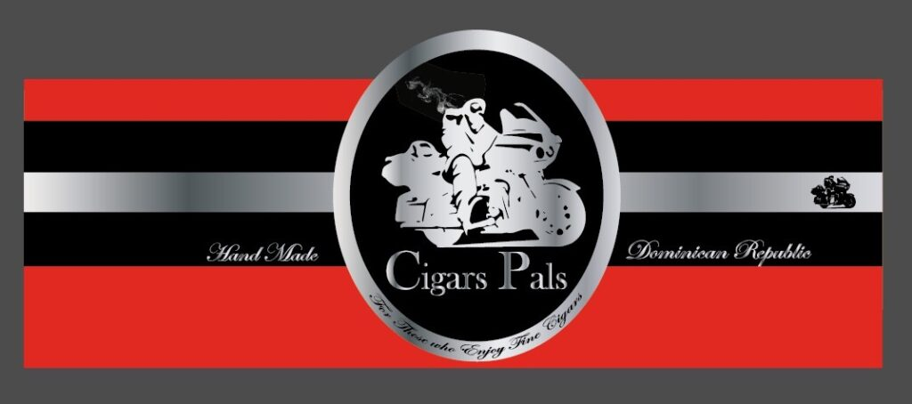 pic of Cigar Pals cigar band